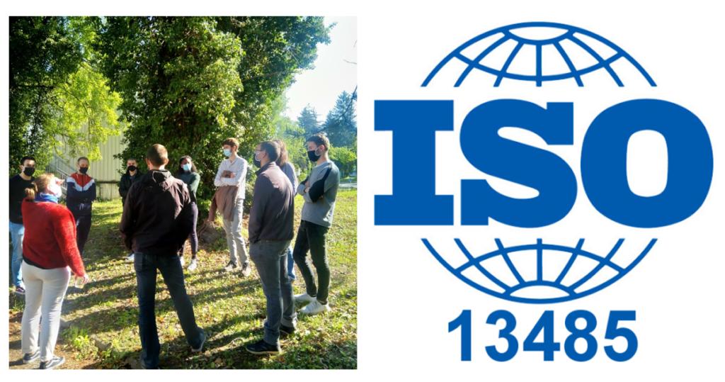 ISO 13485 médical
